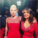 Salma Hayek hails co-star Woman Gaga an 'extraordinary' actress