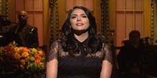 'SNL' finale: Cecily Strong's Judge Jeanine Pirro makes a splash on Weekend Update