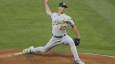 Bassitt shines, A's hit 3 homers in 6-2 win over Angels