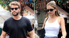 Liam Hemsworth and Gabriella Brooks' Relationship Timeline