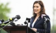 Gretchen Whitmer apologizes for violating Michigan's Covid rules