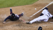 Luplow's catch preserves Indians' 6-5 win over Tigers