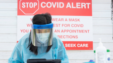 Ontario logs fewer than 2,500 new COVID-19 cases over 2 days following long weekend