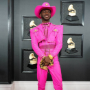 Lil Nas X: 'Splitting trousers on live TV was not a publicity stunt'