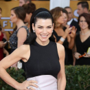 Julianna Margulies was never tempted to date George Clooney