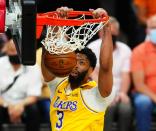 3 takeaways: Anthony Davis bounces back as Lakers take Game 2 vs. Suns