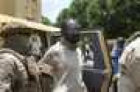 Mali's transitional president resigns while in detention