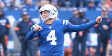 File-environment kicker Adam Vinatieri announces his retirement from the NFL