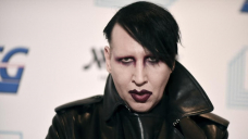 Arrest warrant issued for Marilyn Manson
