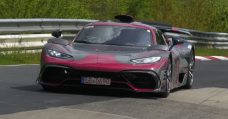 That is What The F1 V6-Engined Mercedes-AMG One Sounds Esteem Pushed In Arouse