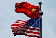 U.S. and China trade representatives hold first phone call under Biden