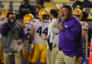 Coach Orgeron speaks on the new faces arrival on campus