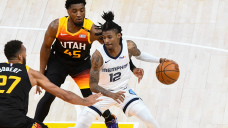 Ja Morant's record night not enough for Grizzlies against Jazz in Recreation 2