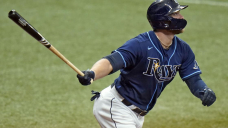 Meadows homers and has 4 RBIs, Rays beat Royals 7-2