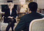 The Energy and Paranoia of the BBC's Princess Diana Interview