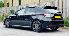 The  Impreza WRX-S Is A Special(ish) Subaru You Can Hold For Lawful £6k