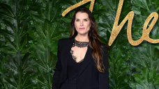Brooke Shields: Breaking my femur was one of the scariest moments of my life