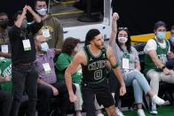 Grading the Boston Celtics Sport 3 vs. the Brooklyn Nets, participant-by-participant