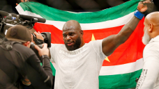 Video: Suriname and Brazil collide at UFC Combat Night 189