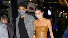 Kendall Jenner Shares Cute Throwback Pic Of BF Devin Booker Stress-free Alongside Her Canines Pyro