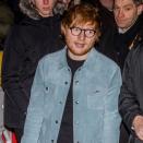 Ed Sheeran says sponsorship deal was a 'long path of'
