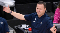 'Address dwelling. We don't need you': Wizards coach Scott Brooks delivers scathing rebuke of fan who ran onto court