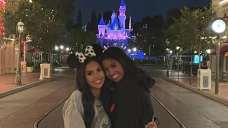 Disney Darlings! Vanessa Bryant's Simplest Pics With Daughters Over the Years