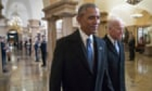 Biden 'ending the job' my administration started, Obama says