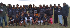 Rugby club receives much appreciated kit