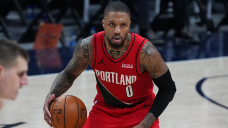 Blazers waste Damian Lillard's latest historic NBA playoff performance in loss to Nuggets
