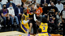 Suns dismantle Lakers 115-85 to take 3-2 series lead