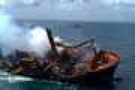 Ecological disaster looms as ship with 'harmful items' aboard sinks off Sri Lankan coast