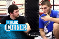 Video: 24-year-aged Khabib Nurmagomedov called his perfect career ending to a tee