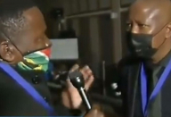 Glance: EFF furious with eNCA – as journalist 'techniques' Malema in TV interview