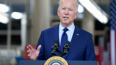 Biden offers to keep 2017 Trump tax cuts intact in infrastructure counteroffer to GOP