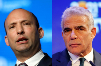 Bennett or Lapid – who owns the Mossad, Shin Guess?