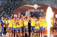 Maccabi Tel Aviv captures Israel Advise Cup title