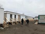 Non permanent homeless shelter model up for debate as program gets extended London, Ont.