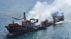 Sri Lanka readies for shipwreck oil spill