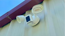 Ring's Floodlight Cam is a great option for keeping your home secure