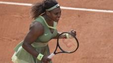 Williams advances, French Originate draw opens