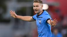 Sydney FC end Negate's unbeaten home streak