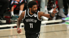 Nets top cool-shooting Bucks in series opener after James Harden leaves with hamstring injury