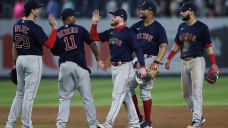 LEADING OFF: Bosox try for sweep in Bronx, O's check Formulation