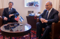 Can Israel's political upheaval provide solid footing in US?
