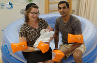 Jerusalem-basically based entirely Israeli hospital records 300th water birth
