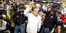 Alabama football coach Slit Saban receives contract extension through 2028-29 season