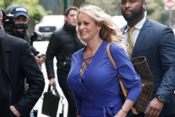 Porn star Stormy Daniels says she 'would savor' to testify against Trump at Manhattan grand jury