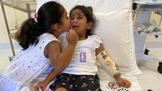 Biloela girl has 'untreated pneumonia'