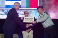 Gantz warns Lebanon: IDF Gaza actions were tip of iceberg